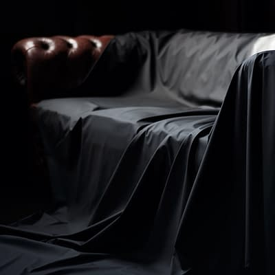 Fluidproof Throw – Black